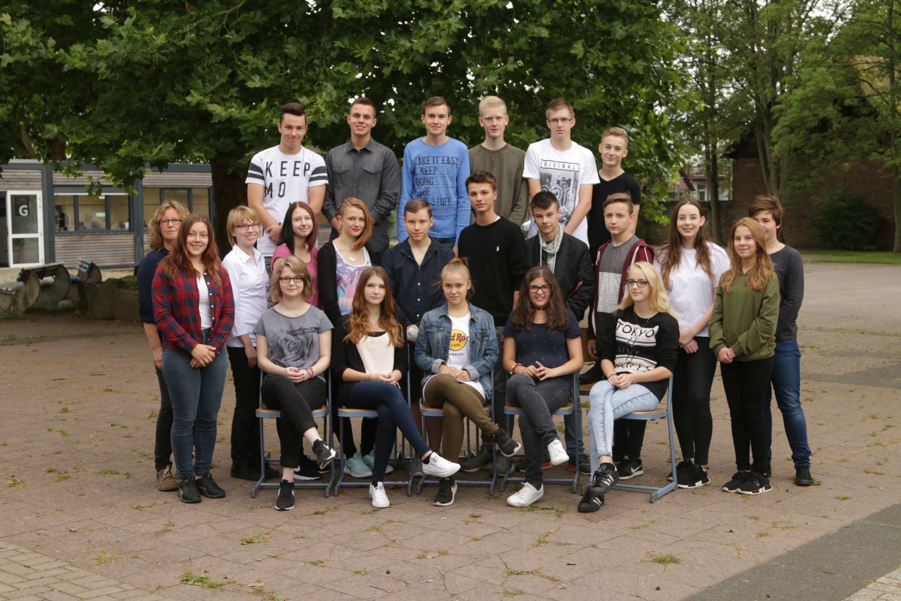 Oberschule Bevern - Klasse 10b